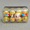 Ferrero Rocher Chocolates in Personalized Box for Girls