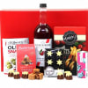 FESTIVE TWIST HAMPER