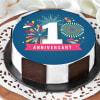 First Anniversary Cake (1 Kg)