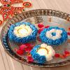Floral Floating Set Of 3Diyas