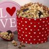 For My Valentine Popcorn Tin