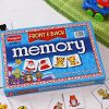 Front & Back Memory Card Game