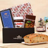 Fruit Cake with Bru Coffee & Chocolate Hamper