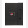 Functional A5 Black Diary - Customized with Logo