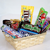 Gift Pack of Mix Chocolates with M& M Candies