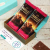 Gratitude For Dad Chocolate Gift Box Online