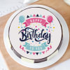 Buy Happy Birthday Celebration Cake (Half Kg)