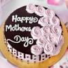 Happy Mother's Day Yummy Chocolate Cake (Half Kg) Online