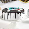 Buy Happy New Year Chocolate Cake (1 Kg)