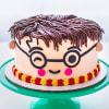 Harry Potter Fondant Cake (3 Kg)