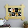 Hero Dad Personalized Photo Frame Online