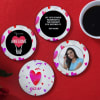 I Love you Personalized Coasters