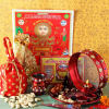 Karwa Chauth Puja Hamper with Cashews