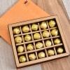 La Reine Coconut Chocolate Laddoo (20 Pcs)