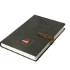 Gift Legend A5 Black Diary - Customized with Logo