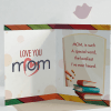 Gift Life Comes with a Mother Greeting Card