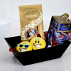 Lindt Chocolate Hamper in a Gift Basket