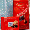 Lindt Lindor with Ritter Sport Chocolate Combo For Christmas