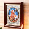 Gift Lord Hanuman Fiber Frame