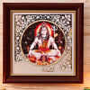 Lord Shiva Fiber Frame