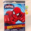 Marvel Ultimate Spider Man Tattoos