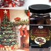 Members Mark Sea Salt Caramel Chocolates with Christmas Card
