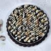 Buy Mesmeric Chocolate Almond Cake (Half Kg)