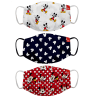Mickey & Friends Printed Protective Masks For Kids (Set Of 3)