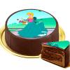 Motif Cake Princess Online