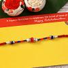 Multicolored Pearl Rakhi