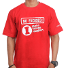 No Excuses I Make Things Happen T Shirts Red