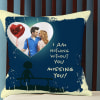 Nothing without You Personalized Miss you Cushion