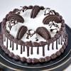 Oreo Drip Cake Half Kg