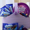 Oreo Soft Cakes & Nestle Quality Street Goodies In Foam Basket