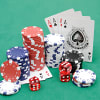 Shop Personalized 200 Pcs. Poker Chip Set Gift Case for Birthday