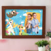 Personalized A3 Photo Frame For Kids