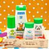 Personalized Baby Care Starter Kit for Baby Shower