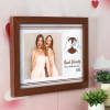 Gift Personalized BFF Photo Frame for Friend