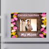 Personalized Fridge Magnet for Mom