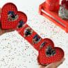 Personalized Heart Shaped Photo PopUp Box