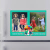 Personalized Photo Fridge Magnet for Kids