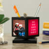 Gift Personalized Rotating Pen Stand