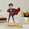 Personalized SuperBoy Caricature