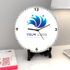 Personalized Wooden Round Clock Online