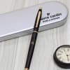 Pierre Cardin Kris Fountain Pen - Customized with Logo