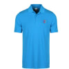 Puma Blue Polo T-Shirt - Customized With Logo Online