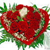 Rose Bouquet Romeo