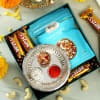 Royal Bhai Dooj Tikka Thali Hamper