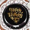 Buy Royal Birthday Wish Cake (Eggless) (1 Kg)