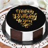 Royal Birthday Wish Cake (Half Kg)